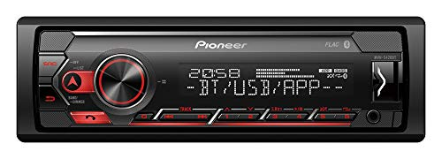 Pioneer Autorradio MVH-S420BT Bluetooth