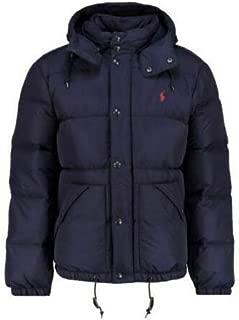 Polo Ralph Lauren Men's Down Fill Jacket Coat Worth Navy XXL