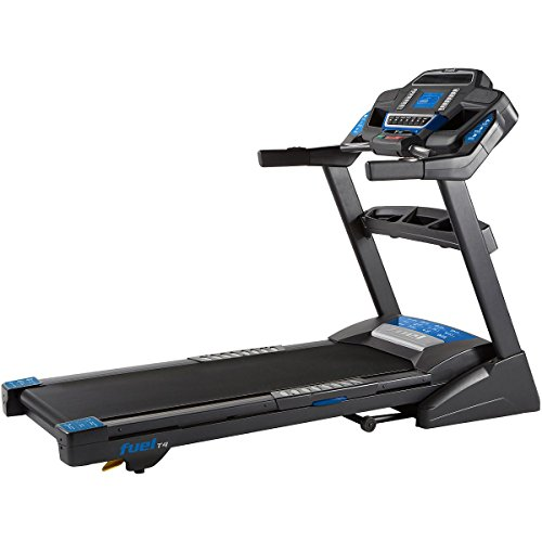 FUEL T4 Folding Treadmill with Built in Bluetooth...