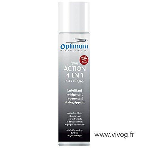 Optimum Professional® 4-in-1 Scherkopf-Pflegespray (300 ml)