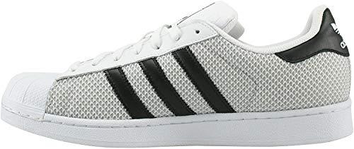 Adidas Superstar Unisex Adult Low Top, white/black