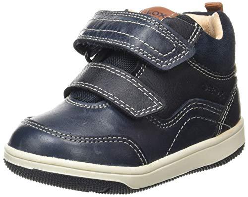 Geox Baby-Jungen B New Flick Boy A Sneaker, Navy, 24 EU