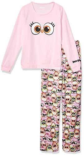Angry Birds – Conjunto de Pijama de 2 Piezas para niñas, Stella, X-Small