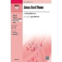 アルフレッド00-33102ジェームズ・ボンドのテーマ - 音楽帳