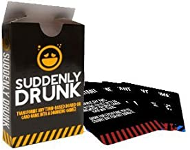 suddenly drunk cards