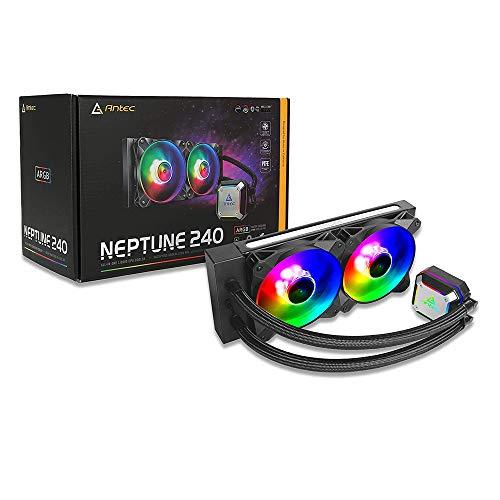 Antec Neptune 240 ARGB 240 mm Komplett Wasserkühlung