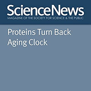 Proteins Turn Back Aging Clock  Titelbild
