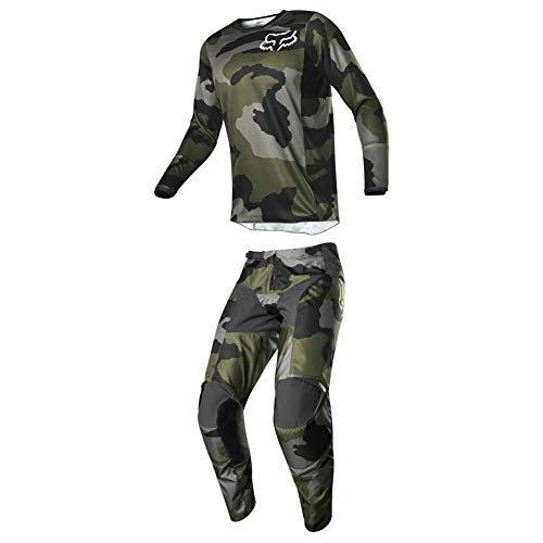 Fox Racing 180 Przm Mens Jersey/Pants (Camo) M/32