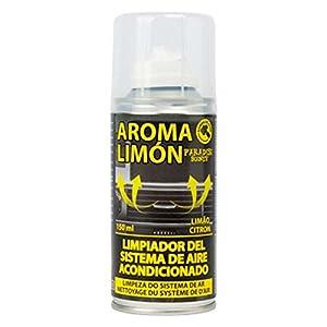 Paradise PER20011 Limpiador Limon Aire Acondicionado, 150 ml, Color Amarillo