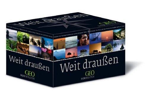GEO Hörwelten Editions Box: Weit draußen