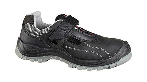 Blakläder 23110000990040 - Sandalias de Seguridad S1P, Talla 40, Color Negro