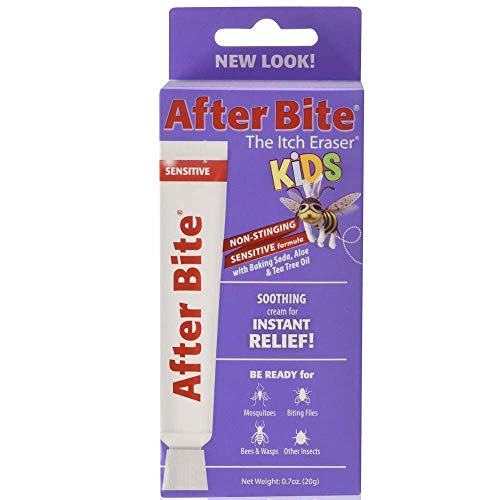 After Bite After Bite Fast Relief Itch Eraser Kids Cream Pack of 6