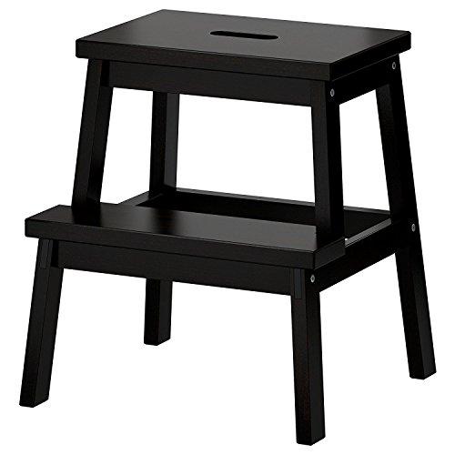 IKEA - BEKVÄM Step stool, black