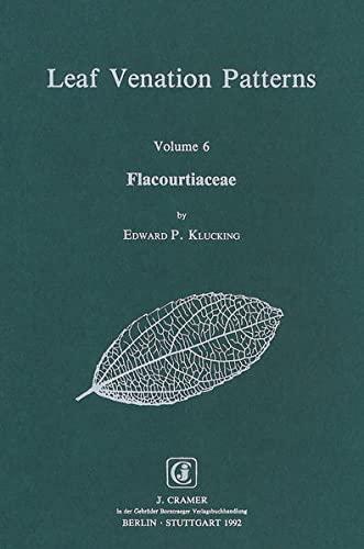 Leaf Venation Patterns / Flacourtiaceae