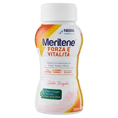 Meritene Drink Fragola - 200 ml