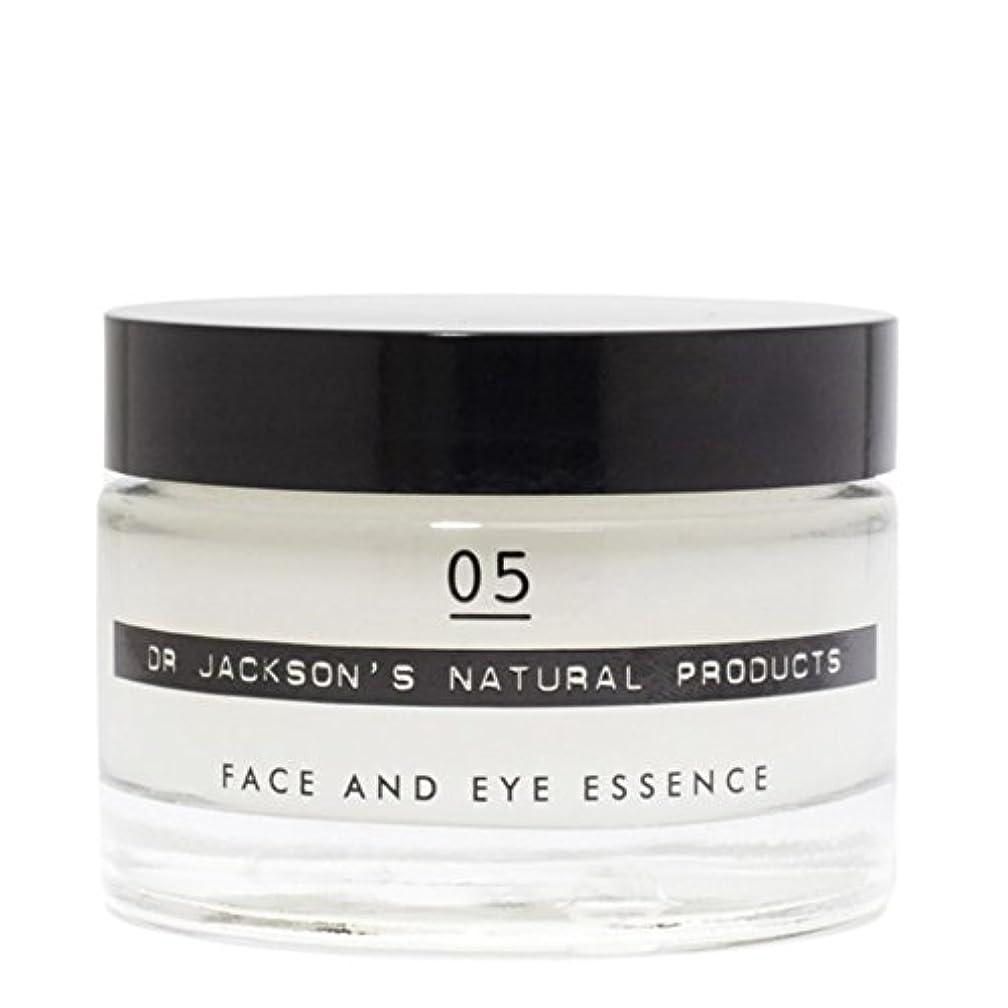時刻表侵入する外部Dr Jackson's 05 Face and Eye Essence 50ml (Pack of 6) - ジャクソンの05顔や目の本質50ミリリットル x6 [並行輸入品]