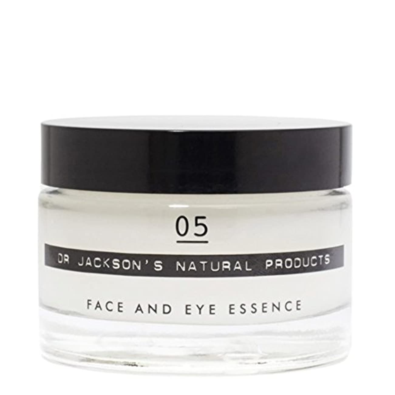 飼料ささやき彼自身Dr Jackson's 05 Face and Eye Essence 50ml (Pack of 6) - ジャクソンの05顔や目の本質50ミリリットル x6 [並行輸入品]