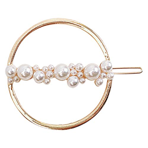 ZOYLINK Frauen Haarspange Haarspange Schöne Sortierte Perle Haar Styling Pin