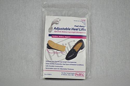 PediFix Peel-Away Adjustable Heel Lift Large 1 ea