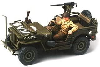 Tamiya America, Inc 1/35 Jeep Willys MB 1/4Ton, Plastic Model kit, TAM35219