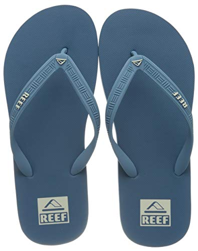 Reef Seaside, Chanclas Hombre, Azul Celeste, 43 EU