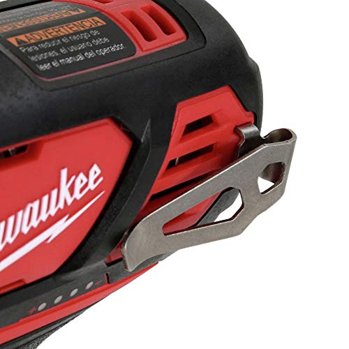 Milwaukee Electric Tool 2463-22 M12 Cordless Impact Wrench, 12 V