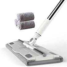 Flat Mop Household Rotating Wet and Dry Cle Aning Mop Floor