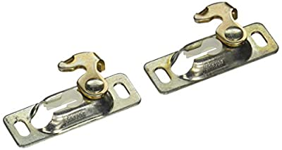RV Designer H529 Sliding Door Hanger, 2 Pack, Interior Hardware by RV Designer