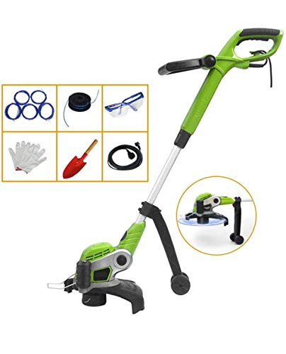 Sale!! JXH 700W Electric Grass Trimmer Garden Lawn Weed Cutter, Cutting Width 29Cm,120° Adjustable ...