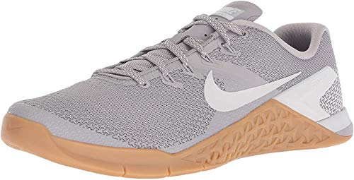 Nike Men's Metcon 4 Training Shoes (12, Grey/Brown)