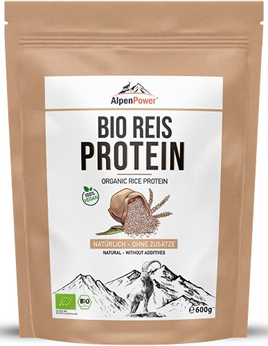 AlpenPower -   Bio Reisprotein