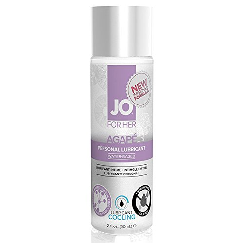 System JO Cooling Agape Lubricant, 2 Fluid Ounce