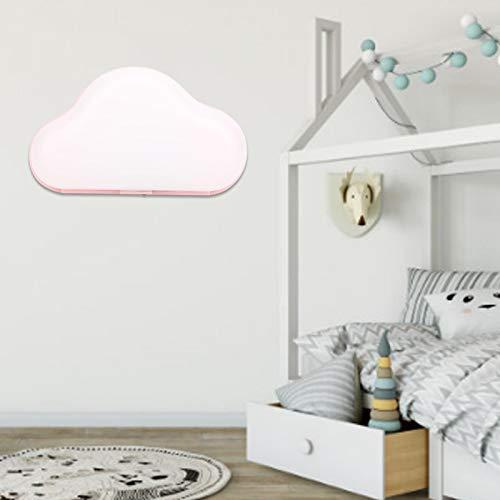 Omabeta Decoración del hogar con luz Nocturna Colorida y Agradable a la Vista para el Dormitorio