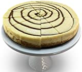 Andy Anand Apple Caramel Cheesecake 9' Fresh Made in Traditional Way,...
