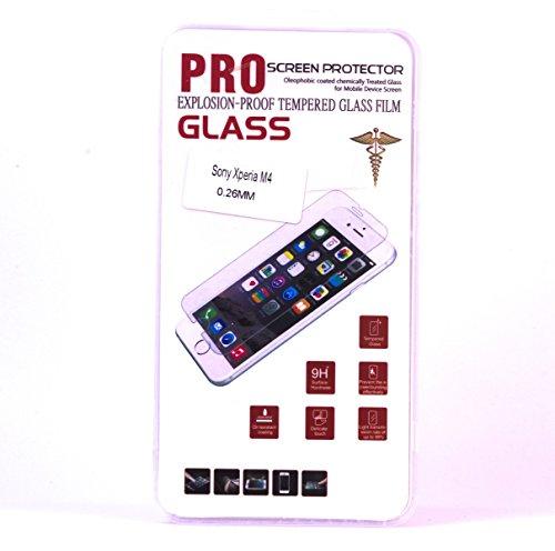 BRALEXX 2X_1311_#RT2904 9H Echt klare Panzerglas Displayschutzfolie für Huawei Ascend Mate S (2-er Pack)