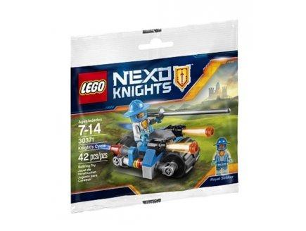 Lego 30371 Nexo Knights la Moto - Bolsa de polibag