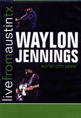 Waylon Jennings - Live from Austin TX (+ Audio-CD) [2 DVDs]