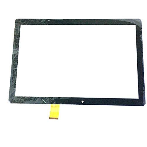 EUTOPING ® Schwarz Farbe 10.1 Zoll Touchscreen - digitizer Alternative für 10.1