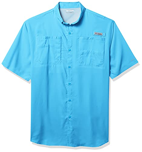 Columbia (Sporting Goods) Columbia Herren Tamiami II SS Shirt XS Riptide