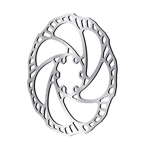 Magura 6-Loch Bremsscheibe, Silber, Ø 180mm