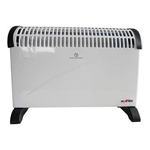 Turbo Ventilador Eléctrico calefactor convector Radiador Radiator 2000W