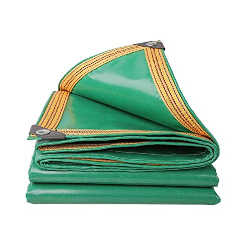 GLP Tarpaulin Tarpaulin Tarpaulin Tarpaulin Padded Waterproof Sunscreen Block Outdoor Insulation Canopy Canvas Tarpaulin Shade Cloth (Size : 2X4)