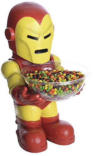 Rubie's 335670 - Iron Man Candy Bowl Holder