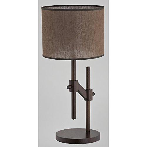 ALFA Mango 1 Lampe de Chevet Lampe à Poser Luminaire Lampe de Table lumière Interieur