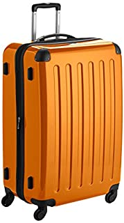 HAUPTSTADTKOFFER - Alex - Luggage Suitcase Hardside Spinner Trolley 4 Wheel Expandable, 75cm, orange (B007AKD2RG) | Amazon price tracker / tracking, Amazon price history charts, Amazon price watches, Amazon price drop alerts