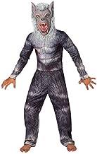 Morph Hombre Lobo Legendario Deluxe Disfraz - Grande - (9 - 11 años)