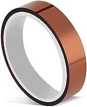 Roll Heat Resistant Tape 20mm * 30m High Temperature Hittebestendige Adhesive Kapton Tape Elektrische Isolatie Tool Protec...