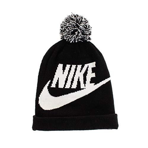 Nike Set Mütze und Handschuh für Kinder., Schwarz Einheitsgröße