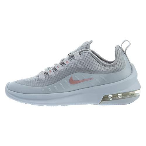 Nike Damen WMNS Air Max Axis Fitnessschuhe, Grau (Vast Grey Oracle Pink/White 008), 41 EU