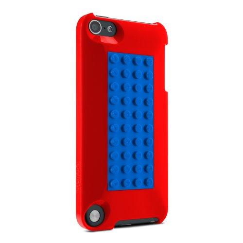 Belkin Lego - Funda para reproductor MP3 iPod touch (Resistente a rayones), rojo